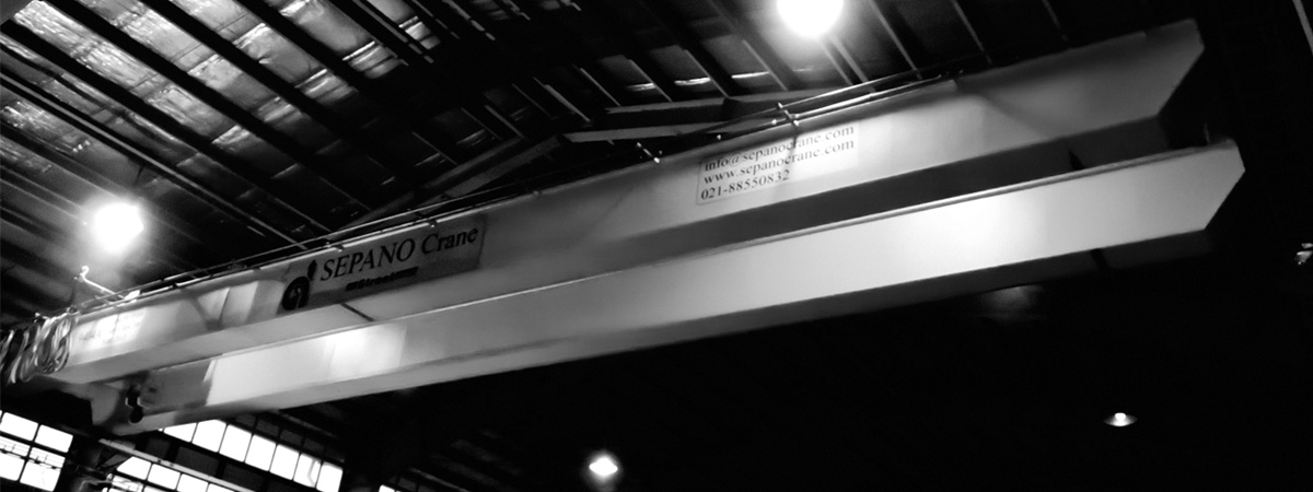 جرثقیل سقفی دو پل سپانو مارک استریت